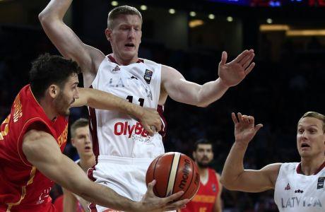 Λετονία με... Γιάνις, πάντα προκοπή θα κάνει!