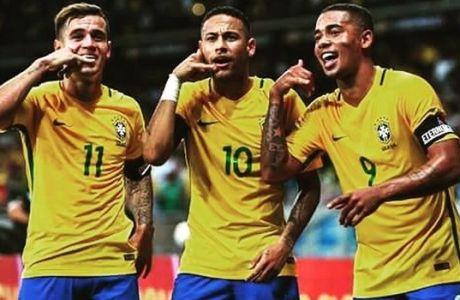 """Το """"θεϊκό"""" αργεντίνικο πρωτοσέλιδο για την 3άρα από τη Βραζιλία!"""