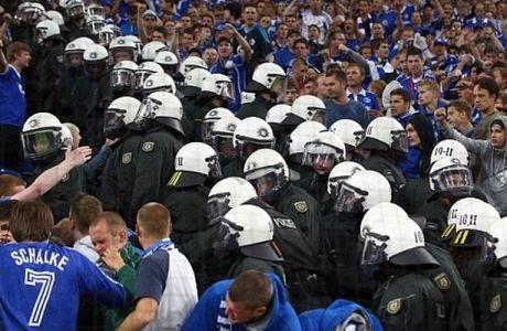 """O Εισαγγελέας """"αθώωσε"""" την αστυνομία για το Σάλκε-ΠΑΟΚ"""