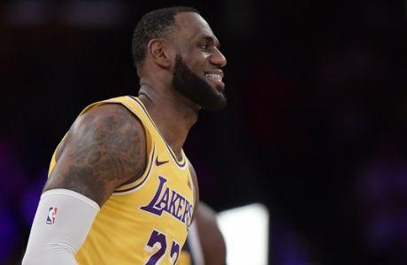 Αυτοί είναι οι Lakers του LeBron James