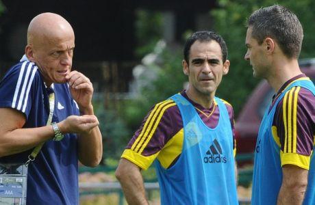 """Κολίνα: """"Κανονικό το γκολ της Ουκρανίας"""""""