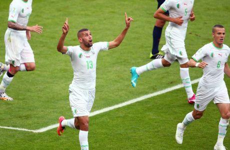 Νότια Κορέα - Αλγερία 2-4 (VIDEO)