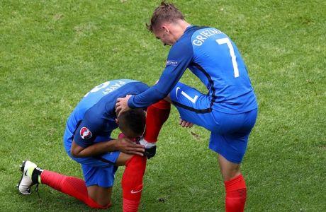 Γαλλία - Ιρλανδία 2-1