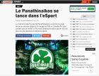"""Θέμα στην """"Equipe"""" το τμήμα eSports του Παναθηναϊκού"""