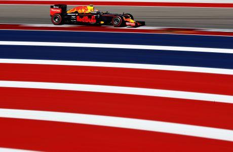 GP ΗΠΑ (FP3): Ταύροι στο Τέξας!