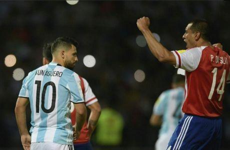 Ήττα η Αργεντινή που... παραπαίει