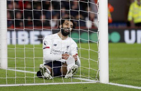 Ο Μοχάμεντ Σαλάχ έφτασε τα 63 γκολ σε 100 παιχνίδια της Premier League και η Λίβερπουλ συνέχισε με ορμή για τον τίτλο
