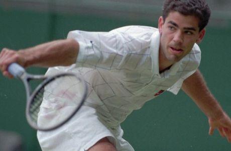 Τα νο1 στο τένις αλλάζουν πιο γρήγορα κι από σερβίς του Σάμπρας