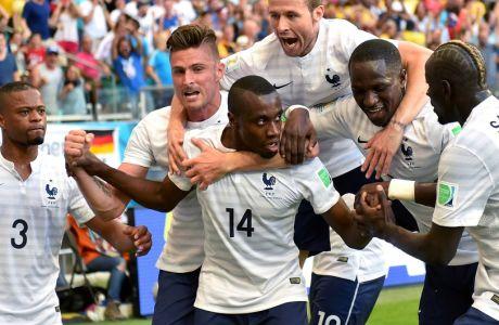 Ελβετία - Γαλλία 2-5 (VIDEOS)