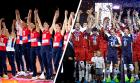 Η αθλητική ανασκόπηση του 2018 σε όλο τον κόσμο