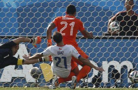 Το 2-0 της Ολλανδίας