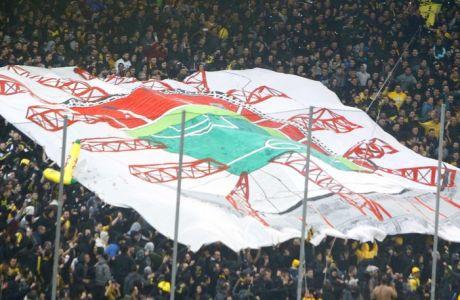 ΣΟΥΠΕΡΛΙΓΚΑ / ΑΕΚ - ΟΣΦΠ (ΑΝΤΩΝΗΣ ΝΙΚΟΛΟΠΟΥΛΟΣ / Eurokinissi Sports)