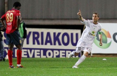 Εκπληκτικό γκολ στην Κύπρο