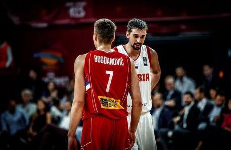 Ο Σβεντ αποθέωσε Μπογκντάνοβιτς μετά τον ημιτελικό