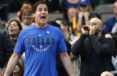 O Mark Cuban ζήτησε συγγνώμη από τις γυναίκες που δουλεύουν στους Dallas Mavericks