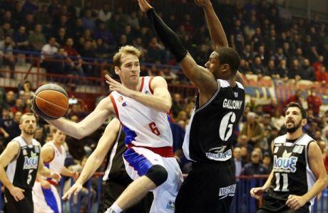 Τι έγινε στη 12η αγωνιστική της Basket League