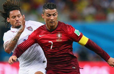 ΗΠΑ - Πορτογαλία 2-2 (VIDEO)