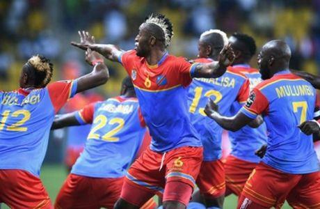 Γκολάρα ο Εμποκού με το Κονγκό, ασίστ ο Γουακάσο