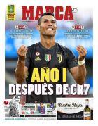 """Η Marca """"έδωσε ρέστα"""" με το πρωτοσέλιδο για Ρονάλντο!"""