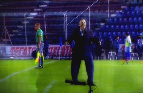 Προπονητής τρόλαρε τους οπαδούς της ομάδας του!