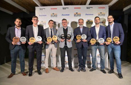 Active Media Group - Sports Marketing Awards 2020