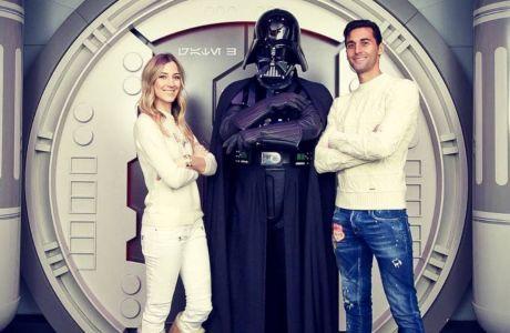 Από τη Ρεάλ Μαδρίτης στο... Star Wars