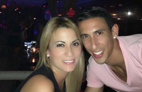 """Η σύντροφος του Ντι Μαρία """"καρφώνει"""" τους επικριτές της εθνικής Αργεντινής"""