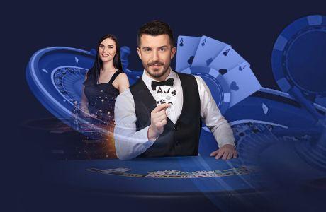 Σαββατοκύριακο με ασταμάτητες προσφορές* στο Casino του Stoiximan.gr