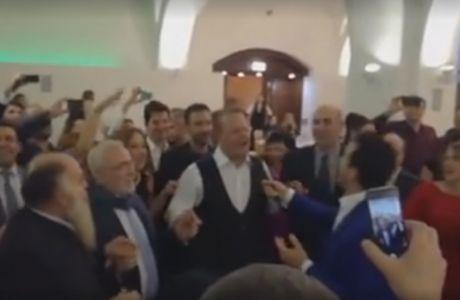 Σαββίδης και Ρουβάς χορεύουν μαζί!