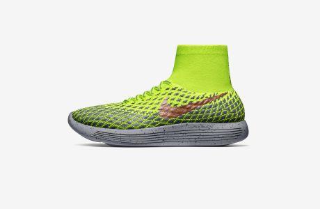 Nike LunarEpic Flyknit Shield: Ο πιο αξιόπιστος συνεργάτης σου στο τρέξιμο