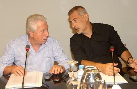 Μώραλης, Μπέος και... Σταθόπουλος!