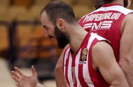 Ολυμπιακός-Σιένα 78-73