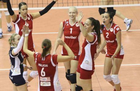 Ολυμπιακός - Παναθηναϊκός 3-2