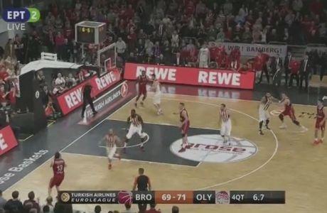 Το play Τρινκιέρι αλά Πόποβιτς και η ορθή επιλογή Σφαιρόπουλου