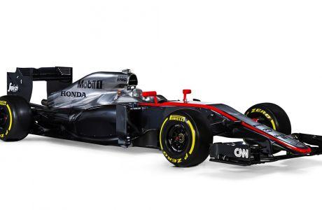 Η McLaren-Honda παρουσίασε την MP4-30 (PHOTOS)