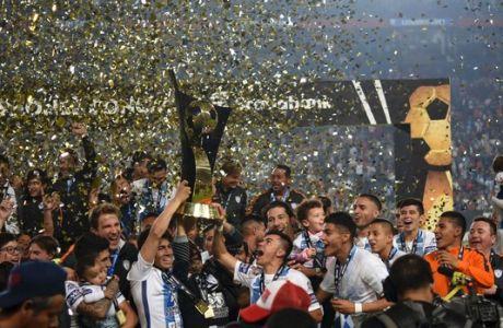 Το ποδόσφαιρο ανέστησε την πόλη του El Chapo