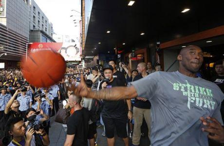 Ο πιο δημοφιλής NBAer στα κινέζικα social media δεν παίζει πια μπάσκετ