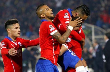Ιδανική αρχή για τη Χιλή μπροστά στο κοινό της