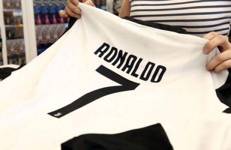 Έφυγε νωρίτερα από την Ελλάδα λόγω... αέρα ο Ρονάλντο!