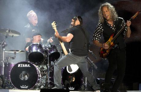 Όλο το ΝΒΑ ακούει Metallica: η playlist των τελικών...