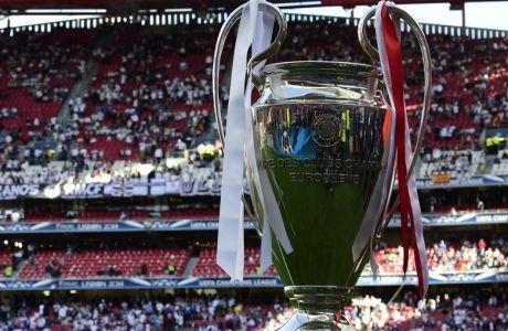 """Η """"χρυσή Βίβλος"""" του Champions League"""
