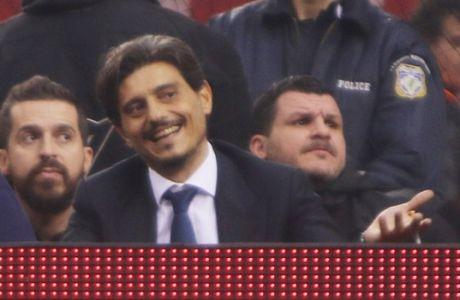 """Γιαννακόπουλος: """"Κλαυσίγελος, να δω τι θα πει ο προπονητής του Ολυμπιακού"""""""
