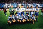 Η αρχική ενδεκάδα της Ντεπορτίβο στο ματς με τη Βαλένθια (14/5/1994). Πίσω, από αριστερά: Λιάνιο, Μπόρο, Τζούκιτς, Μάουρο Σίλβα, Ντονάτο, Ριμπέρα. Μπροστά, από αριστερά: Μανχαρίν, Λόπεθ Ρεκάρτε, Μπεμπέτο, Φραν, Νάντο.