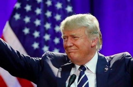 Ο Ντόναλντ Τραμπ νέος πλανητάρχης