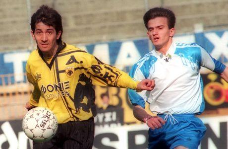 Η Νάουσα της σεζόν 1993-94 είχε από τις μικρότερες συγκομιδές βαθμών