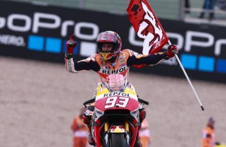 GP Γερμανίας: O Marquez έφερε τα πάνω κάτω