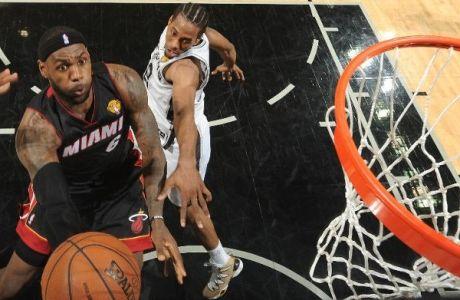 H μίνι ταινία του δεύτερου τελικού του NBA  (VIDEO)
