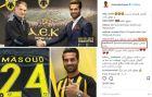 To viral σχόλιο του Ανσαριφάρντ στον Μασούντ για τη μεταγραφή του
