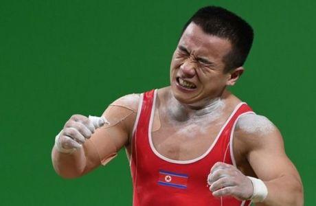 """""""Συγγνώμη Κιμ Γιονγκ Ουν που δεν κέρδισα το χρυσό"""""""