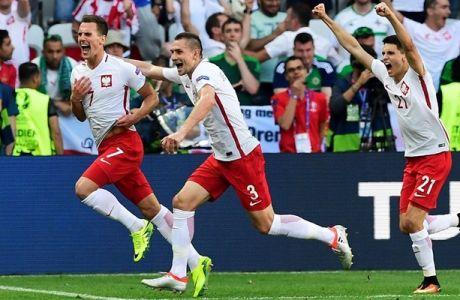 Πολωνία - Βόρεια Ιρλανδία 1-0